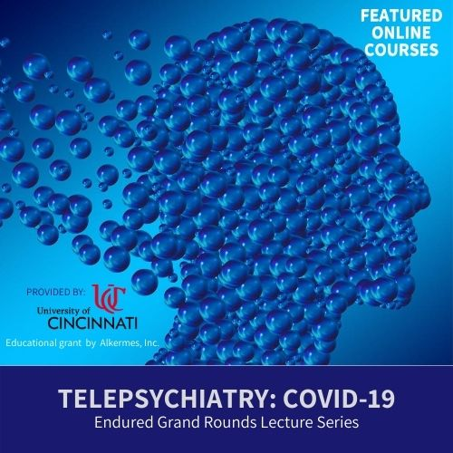 Telepsychiatry COVID-19 Endured Lecture Series