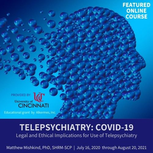 Legal and Ethical Implications for Use of Telepsychiatry