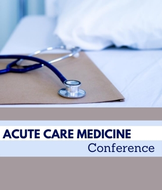 Acute Care Medicine Conference Banner