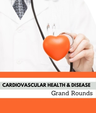 Cardiovascular Health and Disease Grand Rounds Banner