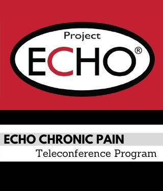 ECHO Chronic Pain Teleconference Program Banner