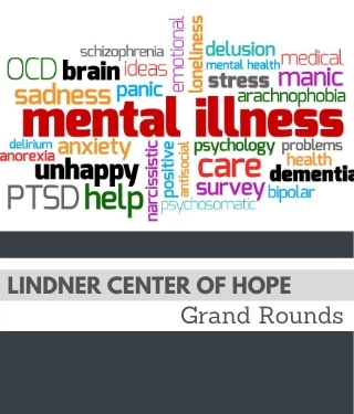 Lindner Center of HOPE Grand Rounds Banner